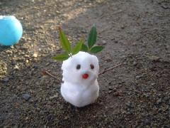 雪だるま 2007.11.19②