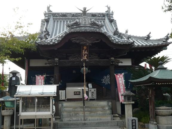 そろそろ疲れて来てたのか、写真が少ないです、このお寺。。