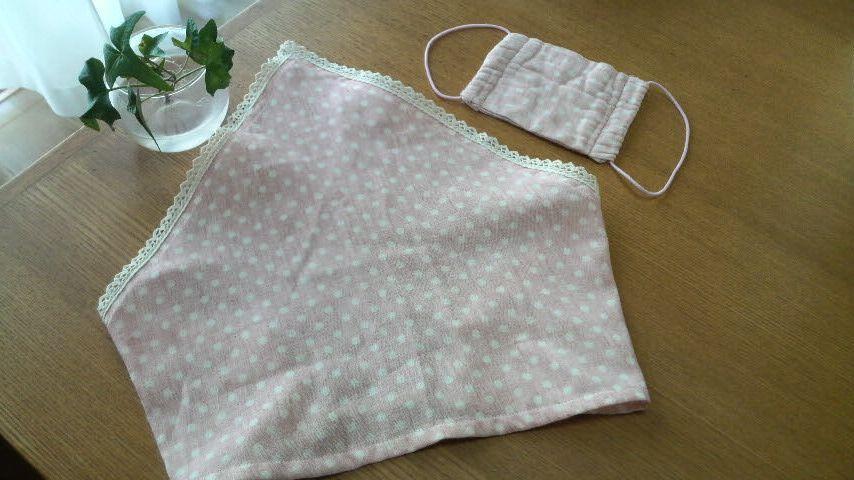 三角巾&マスク