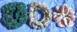 毛糸のシュシュ 2009 10 B