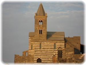 朝のサンピエトロ教会