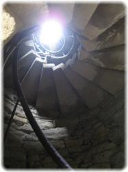 castello doria 階段