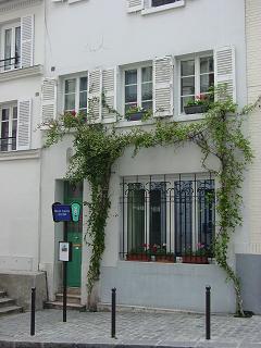 モンマルトル住宅