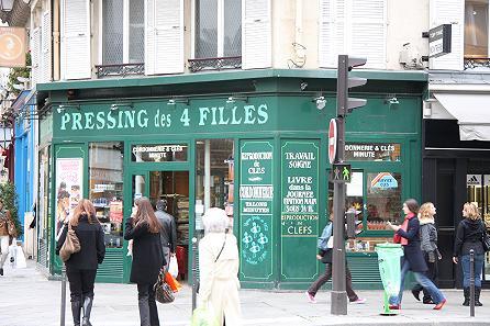 パリの街角1