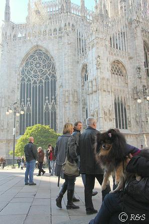 ドゥオーモ大聖堂とベル1