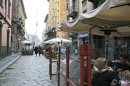 ソルフェリーノ通りのカフェ3