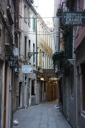 ヴェネツィアのホテル2