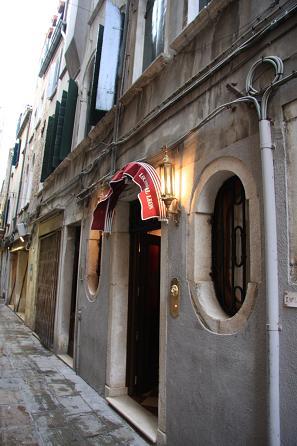 ヴェネツィアのホテル3