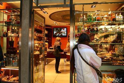 メルチェリエ通りのお菓子や