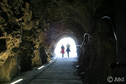 モンテロッソの洞窟