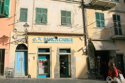 リオマッジョーレの銀行