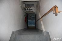 リオマッジョーレのホテル階段小1