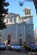 ラスペチアの教会小