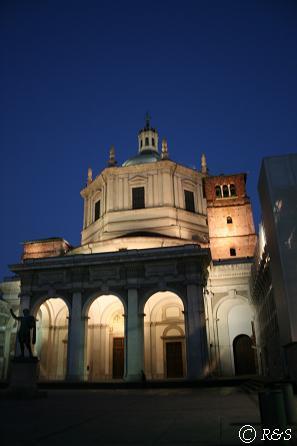 最後のサン・ロレンツォ・マッジョーレ教会