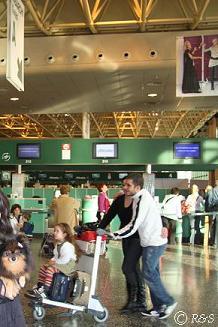 マルペンサ空港とベル6小