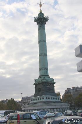 バスティーユ記念柱2