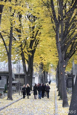 ペール・ラシェーズ墓地1