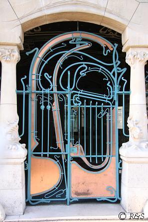 ギマール鉄の扉1