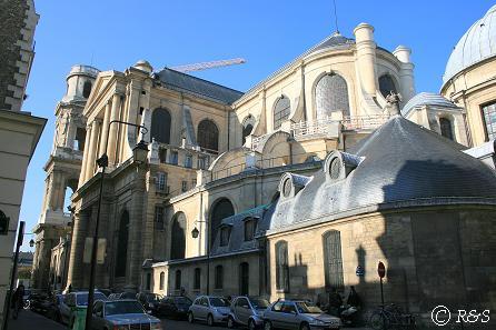 サン・シュルピス教会6