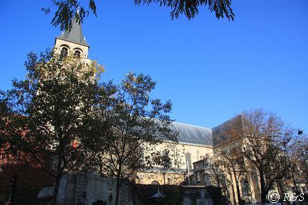 サン・ジェルマン・デ・プレ教会3