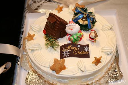 クリスマスケーキ3IMG_4098