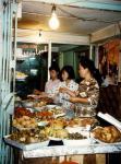 ハノイの定食屋