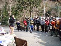広沢寺清掃集会2008参加者2