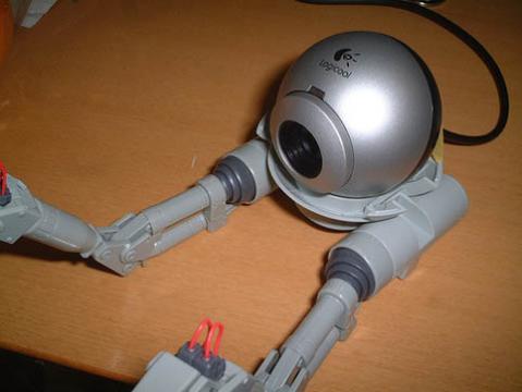 ウェブカメラ専用ボール