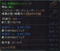 Lv65 希少 ジャケット