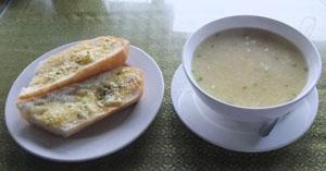 Eggスープ