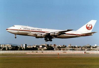 日本航空115便しりもち事故