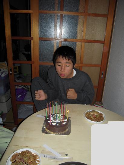 14歳^^