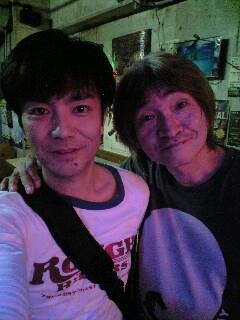 10月9日pageoneバース&アキラさん