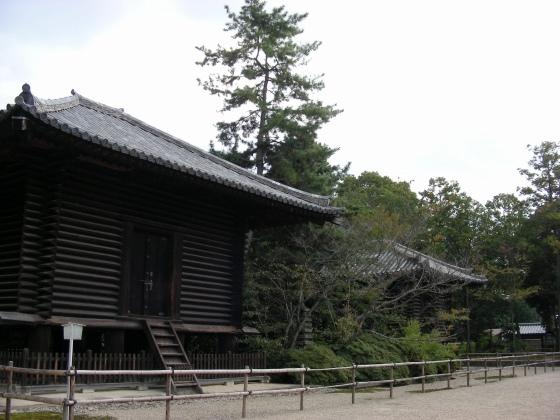 正倉院唐招提寺 097