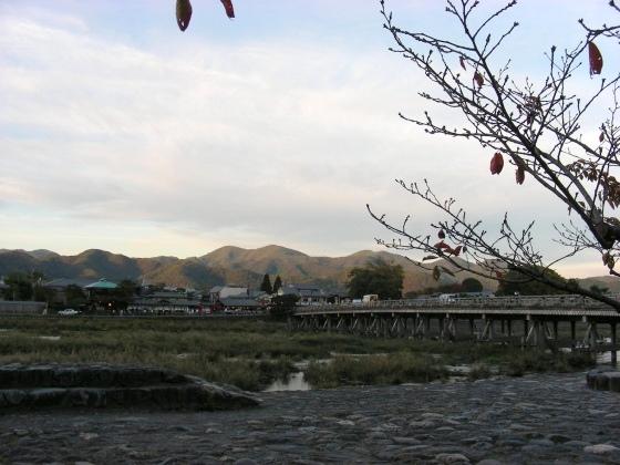 嵐山紅葉前 148