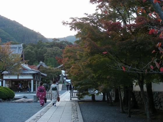 嵐山紅葉前 058
