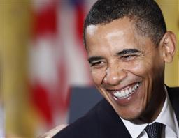 オバマ受賞