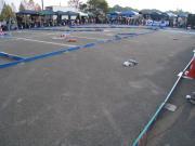 練習走行!