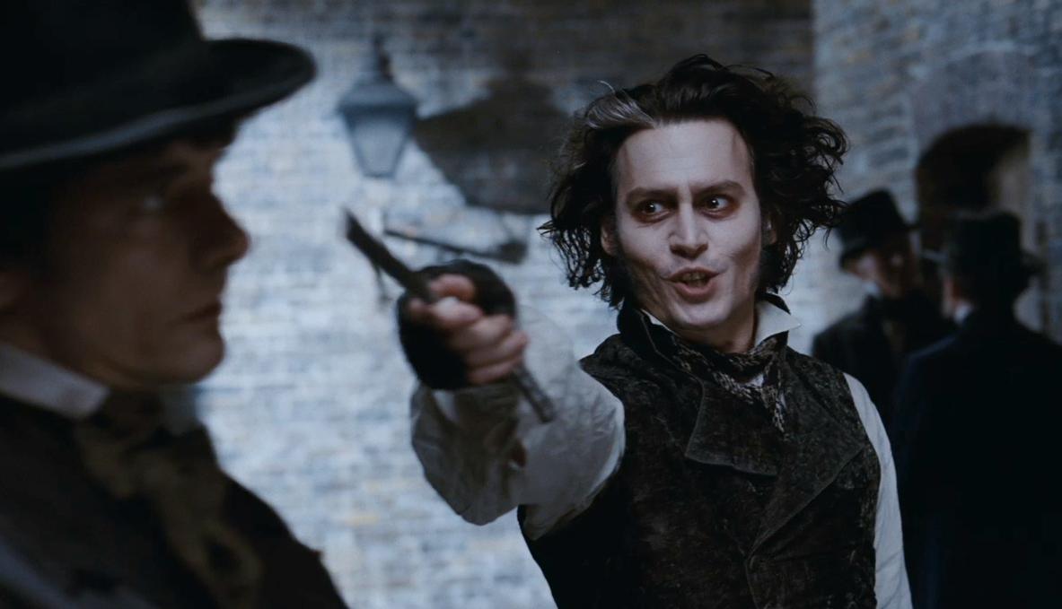スウィーニートッド ジョニーに逢えたなら/ジョニー・デップ応援サイト : ジョニーデップの華麗なる七変化!!多彩な ... Johnny Depp Movies