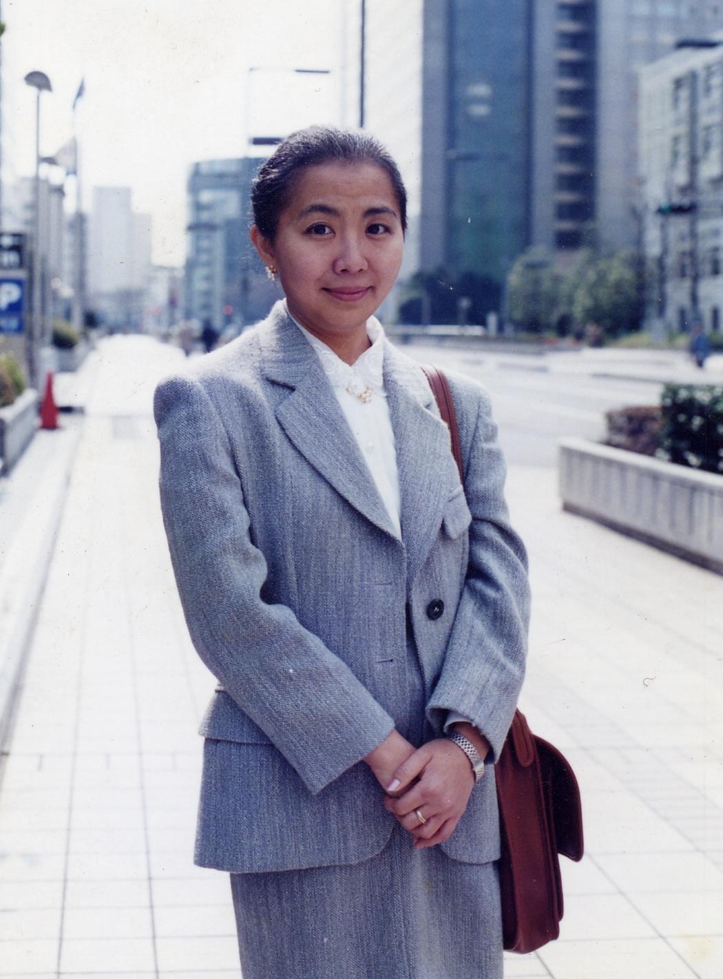 Josui-L. 第6回 安島京子さん