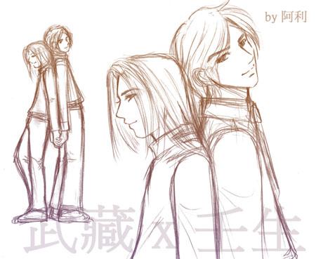 同人--武藏X壬生02
