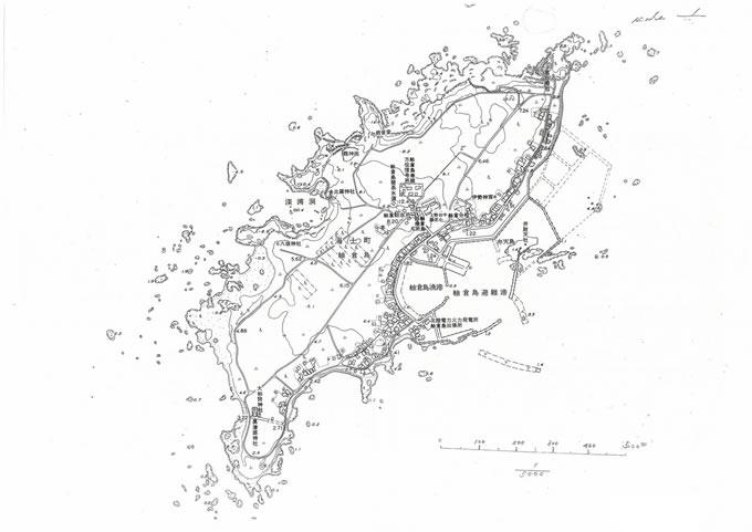 へぐら島 地図