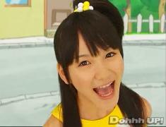 「Dohhh UP!」アテナ&ロビケロッツ「勝利のBIG WAVE!!!」ビデオクリップ愛佳