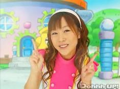 「Dohhh UP!」アテナ&ロビケロッツ「勝利のBIG WAVE!!!」ビデオクリップセクシーウエウエ