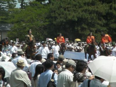 葵祭りの始まり