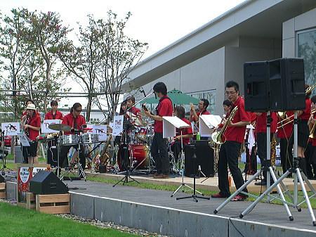 北区ジャズ祭り2011-TWEbigband