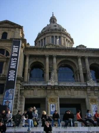 カタルニャ美術館