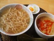 らーめんキッチンNaru-to 辛味噌つけ麺温盛り