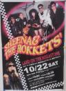 """SHEENA & THE ROKKETS LAND ON THE MEGASTONE"""