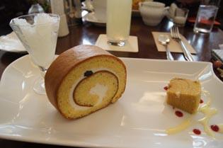五感のケーキ